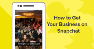 Business on Snapchat
