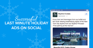 Run Last Minute Social Ads This Holiday