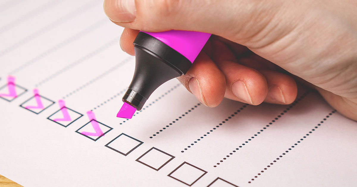 seo website launch checklist