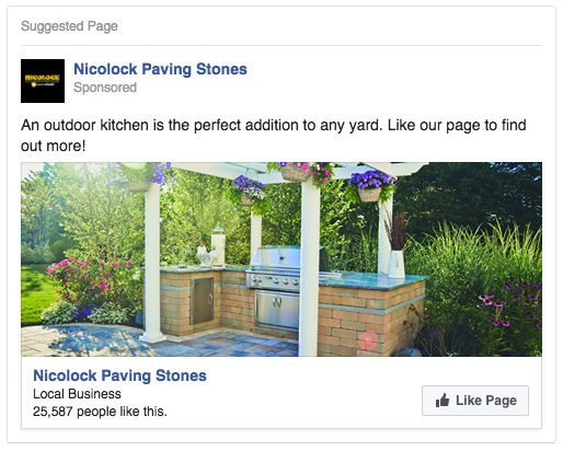 Facebook ads are a simple, effective means of outreach and growth.
