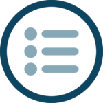 paid and organic search icon