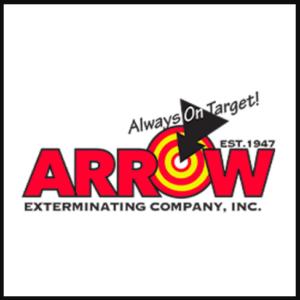 arrow exterminating logo